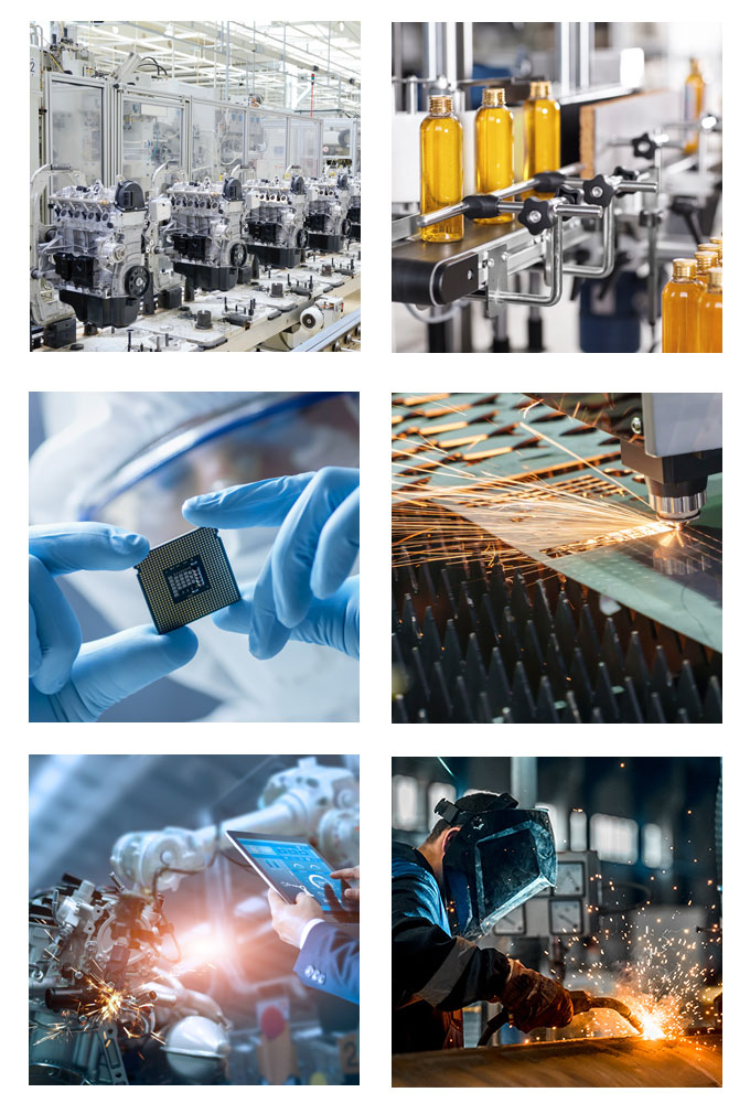 Manufacturing Images